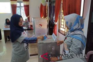 KPU Bangka gencarkan KSK hadapi Pemilu 2019