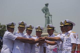 Sertijab Pangkotama TNI AL