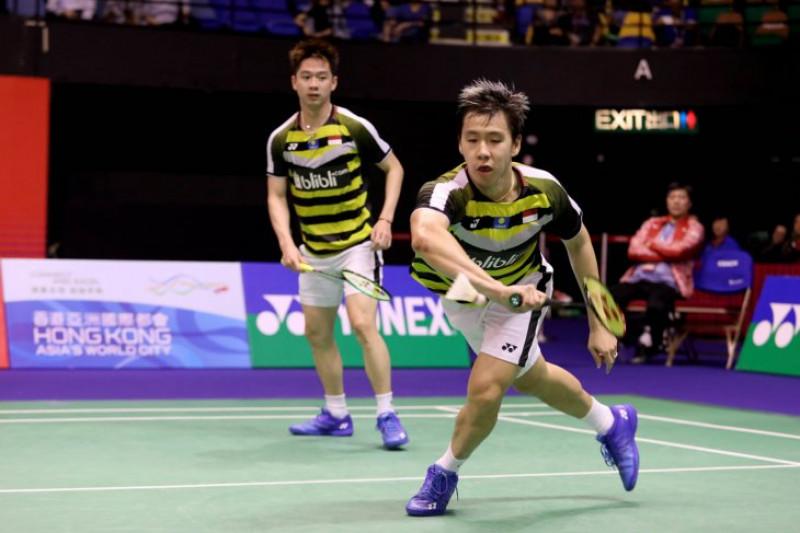 Minions pulangkan Lee Yong Dae/Gi Jung dari Hong Kong Terbuka