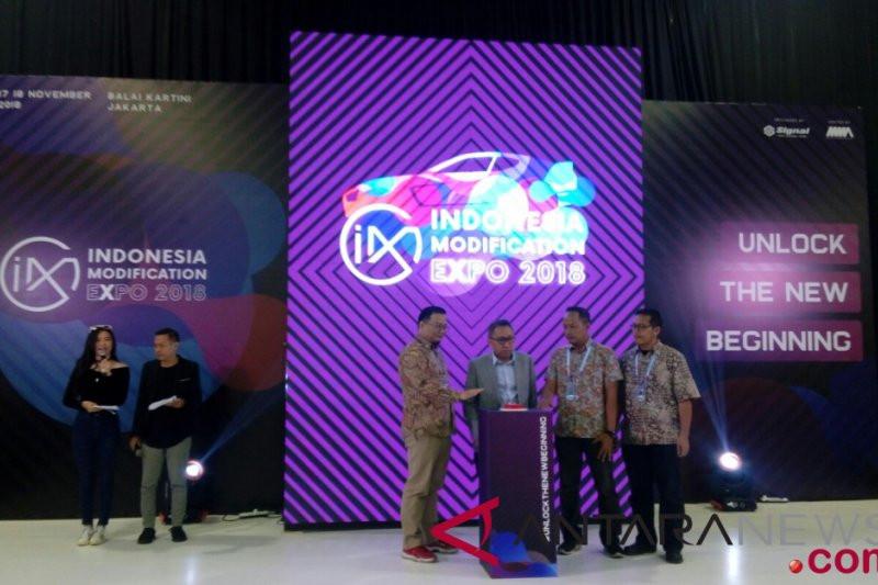Resmi dibuka, IMX 2018 diharapkan jadi acara tahunan