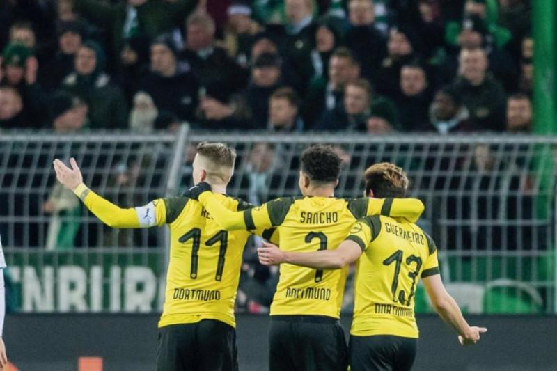 Dortmund kembali unggul sembilan poin atas rival terdekatnya