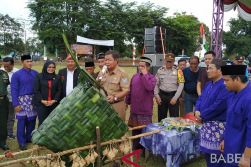 Bangka Selatan selenggarakan Festival Batin Tikal