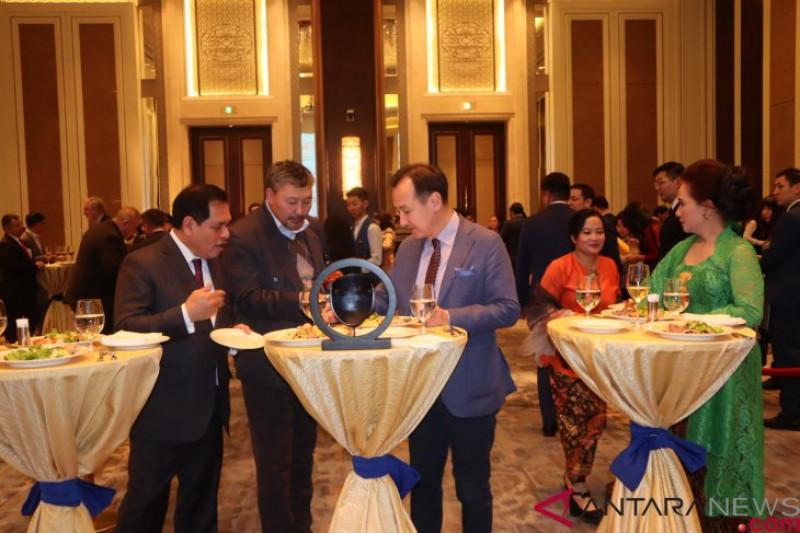 Forum Bisnis Indonesia Dan Mongolia