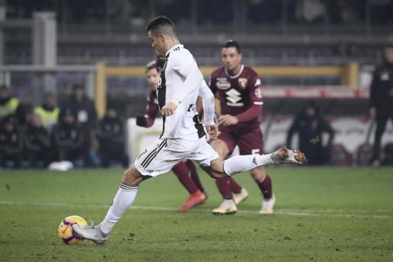Juventus kokoh di puncak setelah menangi Derby della Mole