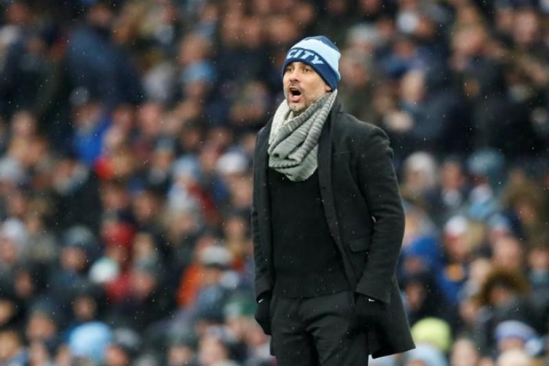 Manchester City kembali ke jalur kemenangan, Guardiola sumringah