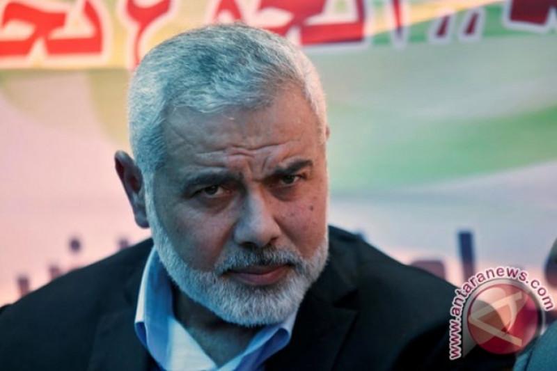 Pemimpin HAMAS nyatakan siap bertemu Presiden Palestina
