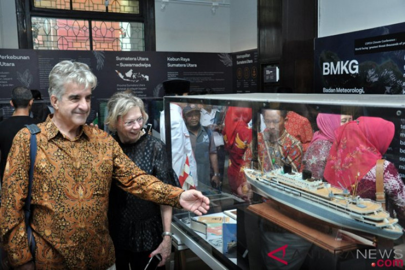 Peresmian Museum Perkebunan Indonesia