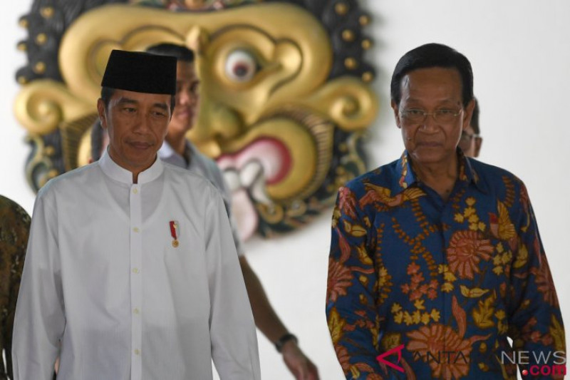 Presiden Kunjungi Keraton Yogyakarta
