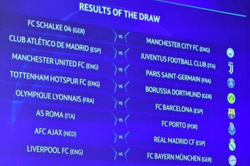 Real Madrid ditantang Ajax pada 16 besar Liga Champions