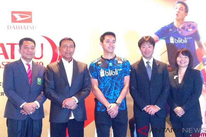 Indonesia Masters 2019 ajang pemanasan jelang Olimpiade