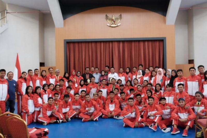 Sulsel bawa pulang delapan emas dari Brunei