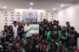Forgab 02 deklarasi dukung Prabowo-Sandi