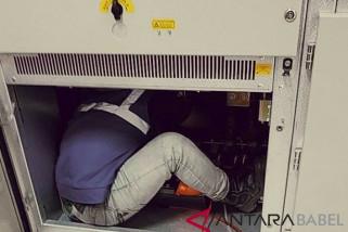 PLN Babel berhasil pulihkan 100 persen jaringan listrik yang tersambar petir