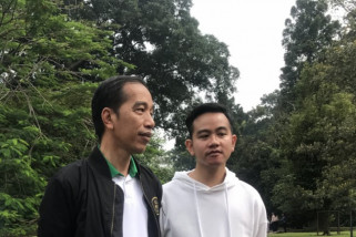 Presiden Jokowi dan Gibran satu pendapat saat menilai media