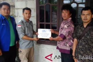 PT Timah-HNSI salurkan bantuan kepada nelayan