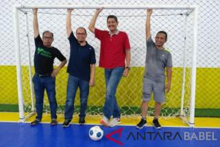 PT Timah bangun Sport Center di Toboali
