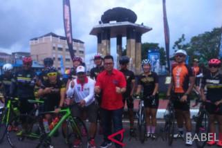 Bupati luncurkan Belitung Triathlon 2019