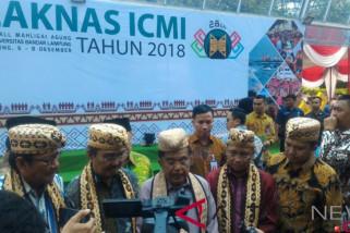 Wapres ingatkan ICMI jangan fokus bahas politik