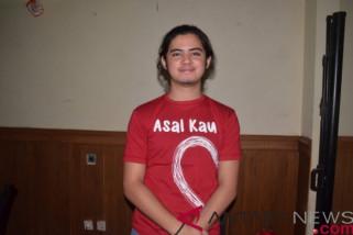 Kena anemia, Aliando kecewa tidak bisa donor darah