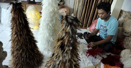 5 Pohon Natal Unik Kreasi di Indonesia [tercacau.blogspot.com]