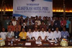 Klasifikasi Hotel di Bali Terbentur Minimnya Penilai