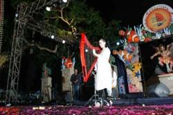 Ratusan Seniman dan Musisi Semarakkan Festival Sanur