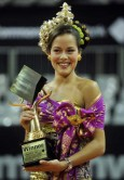 Ana Ivanovic Juara Commonwealth Bank Bali