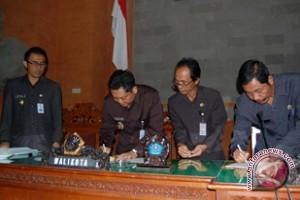 DPRD Setujui Pertanggungjawaban APBD Denpasar