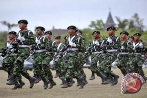 Prajurit TNI Harus Tetap Solid