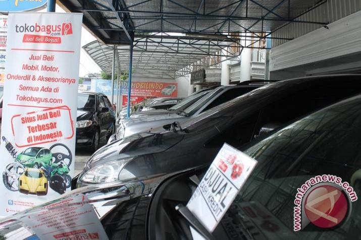 Jual-Beli Mobil Bekas Di Tokobagus Meningkat - ANTARA News ...