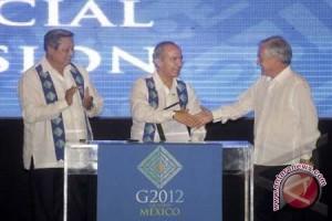 Pembukaan G-20 Dihadiri Yudhoyono