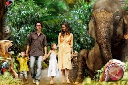 Kunjungan Bali Zoo Melonjak Pascalibur Panjang