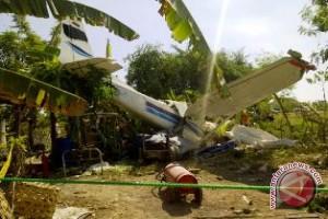 KNKT Teliti Bangkai Cessna