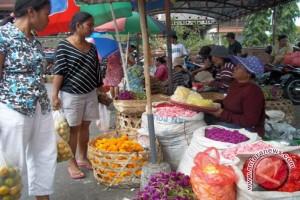 Harga Bunga Melambung Hingga 87 Persen