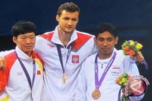 Indonesia Meraih Medali Perunggu