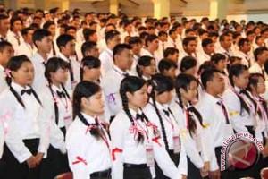 Mahasiswi China Mendapat Kesempatan Hadiri HUT RI