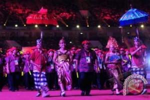 Kontingen Bali Tinggalkan Riau