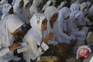 Umat Islam Bali Doa Akbar Keamanan