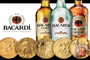 Bacardi Rum--Minuman Keras Paling Bergengsi di Dunia--Merayakan Penghargaan Atas Rasa dan Kualitas