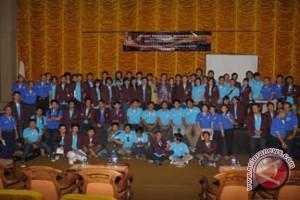Mahasiswa ISI Denpasar Studi Ke Yogyakarta