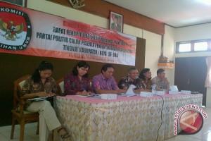 Di Bali 11 Parpol Lolos Verifikasi Faktual