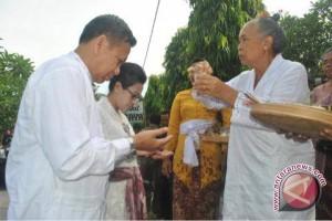 KSAU Baru Jalani Ritual di Bali