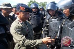 Polda Mulai Gelar Kekuatan Jelang APEC