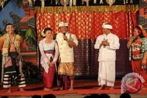 ISI Ramaikan Ritual Masyarakat Sibetan