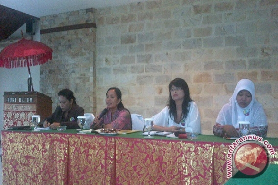 BKOW Bali targetkan perempuan mampu isi kuota legislatif