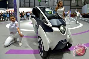 Laporan Acara Geneva Motor Show ke-83: Konsep Mobilitas Kompak dan Menyegarkan, 'TOYOTA i-ROAD'