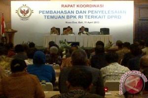 BPK Temukan Perjalanan Dinas Menyimpang DPRD