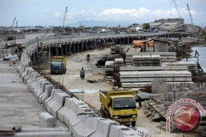 Pembangunan Tol Bali Terealisasi 92 Persen