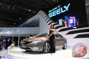 Geely Meluncurkan KC Concept di Shanghai Auto Show 2013
