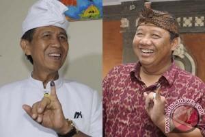 KPU Bali Galau Kedua Cagub Klaim Menang